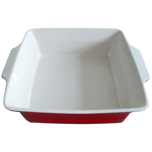 Форма для запекания керамическая 30,5*25,5*8см купить оптом и в розницу