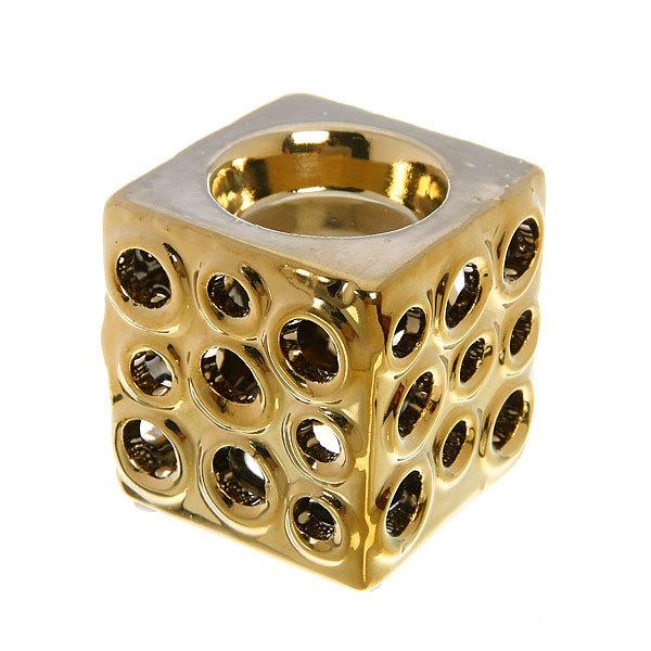 Подсвечник из керамики ″ Куб ″ 30035 купить оптом и в розницу