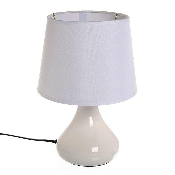 Светильник декоративный 0308-3 белый, 28 см, 220 В купить оптом и в розницу