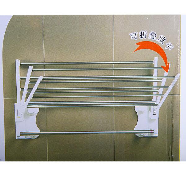 Вешалка для полотенец SQ-1906 на присосках купить оптом и в розницу