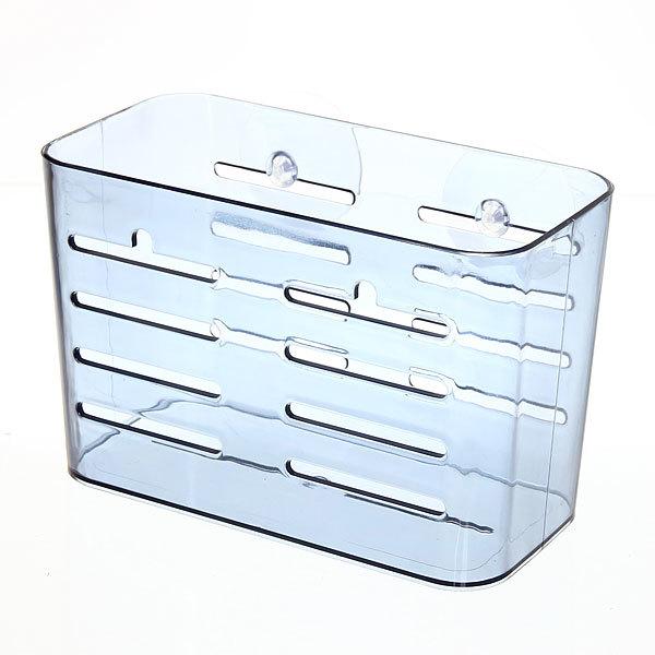 Полка для ванны на присосках 18.5х9х12 см 2255C купить оптом и в розницу
