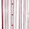Занавеска нитяная 1*2м однотонная с длинными бусинами Ультрамарин купить оптом и в розницу