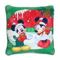 Подушка декоративная 30*30см ″Рождество Микки Мауса″ купить оптом и в розницу