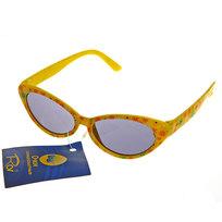 Очки солнцезащитные детские, форма овальная ″Солнышко″, разноцветные, микс 6 цветов купить оптом и в розницу