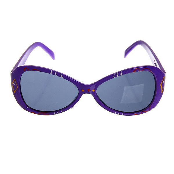 Очки солнцезащитные детские, форма бабочка ″Солнышко″, разноцветные, микс 6 цветов купить оптом и в розницу