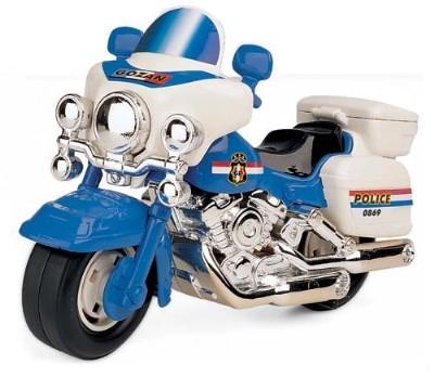 Мотоцикл Харлей полицейский 8947 П-Е /12/ купить оптом и в розницу