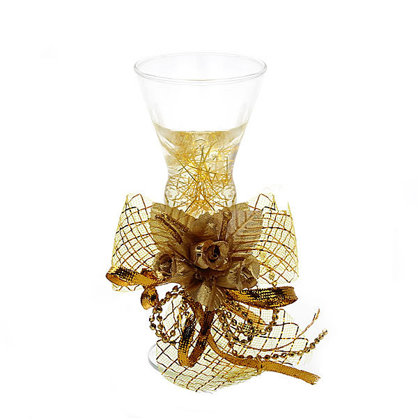 Свеча гелевая ″Праздничная″ 15 см купить оптом и в розницу