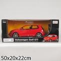 Машина р/у 44600 VOLKSWAGEN GOLD GTI RASTAR 1:12 в кор. купить оптом и в розницу