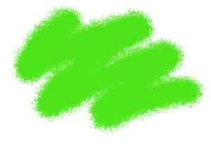 Краска д/моделей 46-АКР ярко-зеленая купить оптом и в розницу