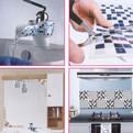 Наклейка декоративная ПВХ 20х26 см (4) купить оптом и в розницу
