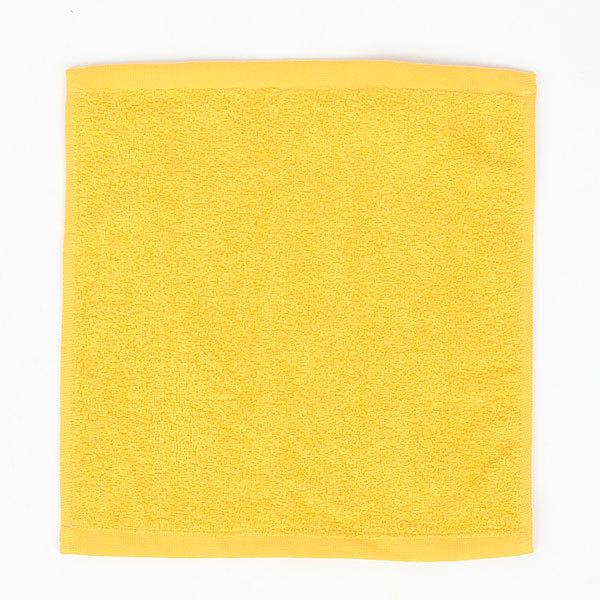Салфетка махровая 30*30см желтая ЭК30 купить оптом и в розницу