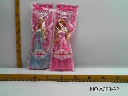 Кукла 383А-А2 в пак. купить оптом и в розницу
