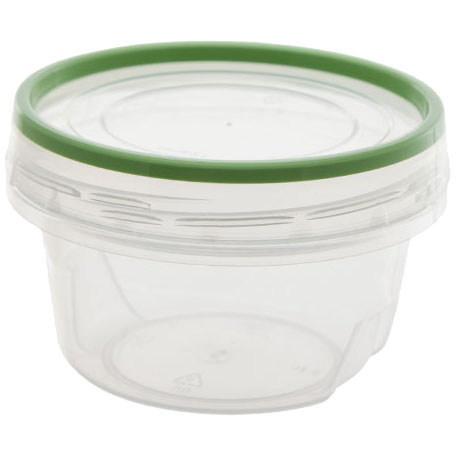 Банка для продуктов пластиковая ″Премиум″ 0,3л с герметичной крышкой *30 купить оптом и в розницу
