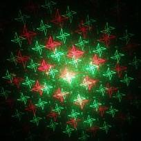 Световой прибор Лазер YК-6, RG, mic+auto, 6 рисунков, ПДУ купить оптом и в розницу