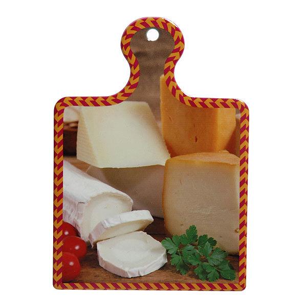 Подставка керамическая 19*13 см ″Сырная коллекция″ в ассортименте купить оптом и в розницу