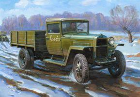 Сб.модель 3574 Грузовик ГАЗ-ММ купить оптом и в розницу