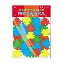 Мозаика напольная мини 40 дет. М-0523 купить оптом и в розницу