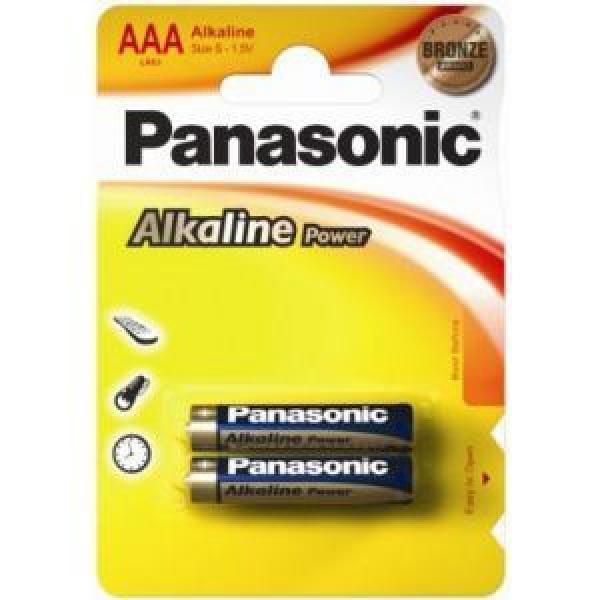 Элемент питания Panasonic LR06 Alkaline Power блистер 2шт, 1,5В (1/12) купить оптом и в розницу