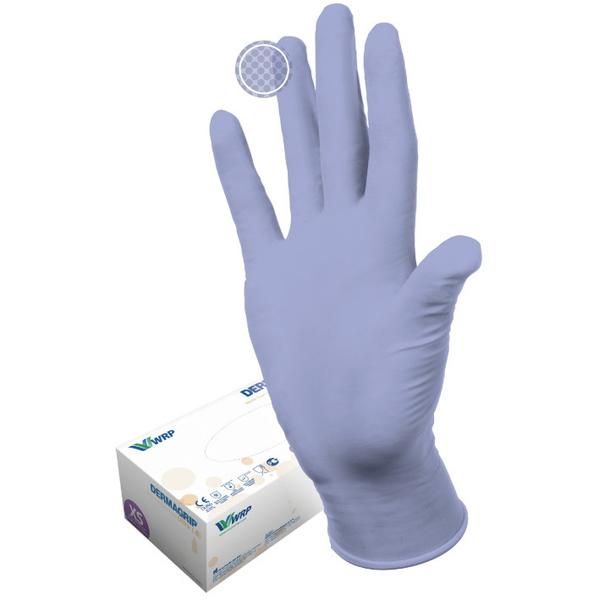 Перчатки DERMAGRIP ULTRA LS нитриловые нестерильные неопудреные 100 пар M купить оптом и в розницу
