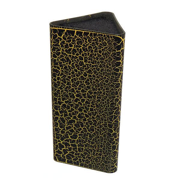 Подставка для ножей ″Паутинка″с черным наполнителем h22см AFM0248 купить оптом и в розницу