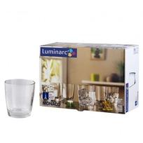 Набор стаканов МОНАКО 6шт. 250мл. низ. (1/4) купить оптом и в розницу