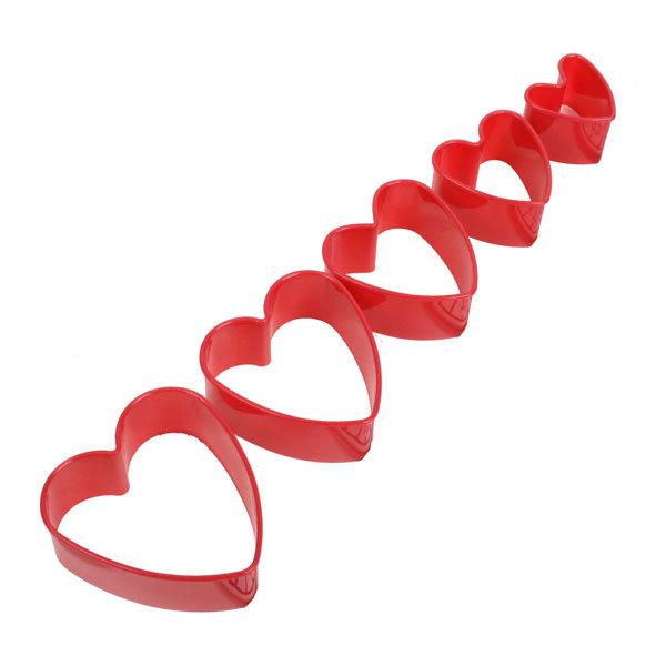Форма для печенья ″Сердце″ 11 см купить оптом и в розницу