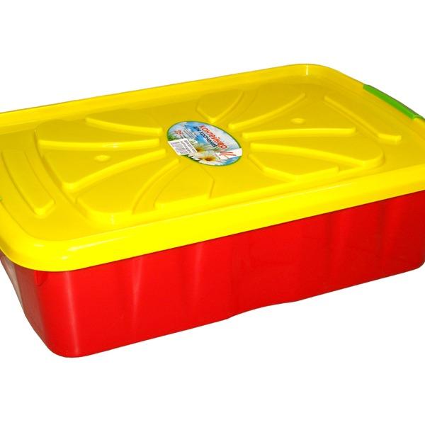 Контейнер 25л для хранения детских игрушек 1/20 купить оптом и в розницу
