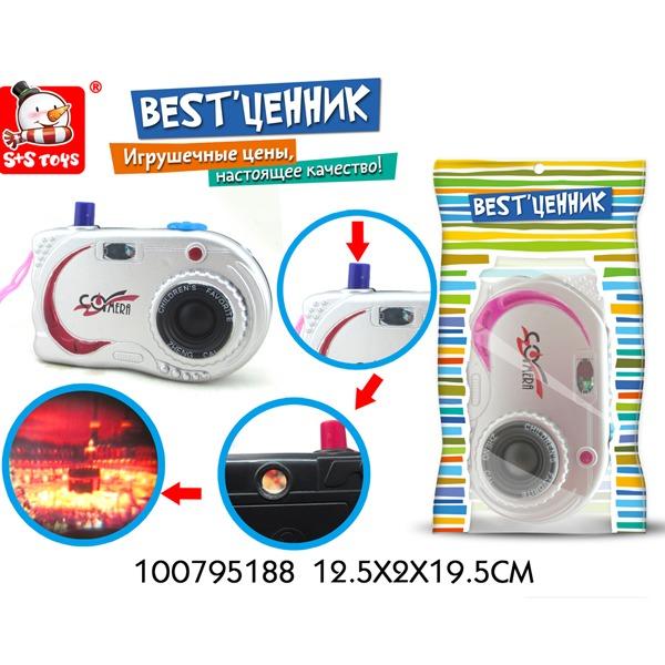 Фотоаппарат 00795188 BESTценник в пак. купить оптом и в розницу