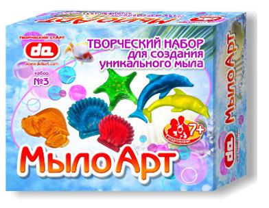 Набор ДТ мыло АРТ Море 10003 купить оптом и в розницу
