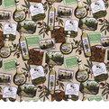 Скатерть ″Летнее настроение″ 150*220см, оливки Ультрамарин купить оптом и в розницу