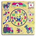 Дер. Часы для детей П-9690 купить оптом и в розницу