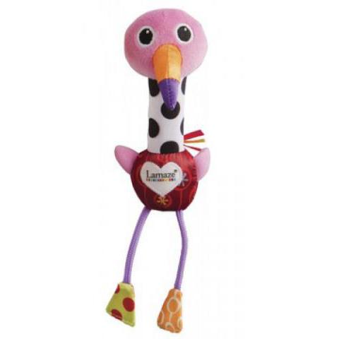 Игрушка разв. Веселый фламинго 27611LC Lamaze купить оптом и в розницу