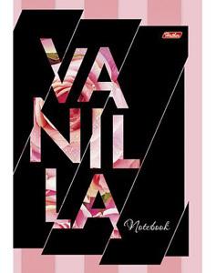 """Блокнот А5 80л.кл.скрепка,тв.обл.HATBER, """"Vanilla.ВАНИЛЬ"""" купить оптом и в розницу"""