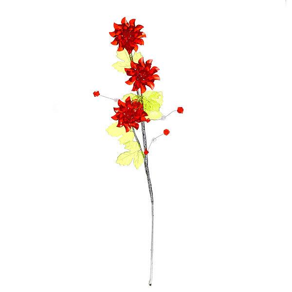Цветок искусственный 60см декоративный Хризантема из акрила купить оптом и в розницу