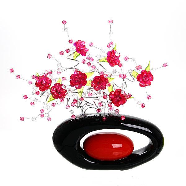 Композиция с цветами ″Праздничная″ F4005-1 купить оптом и в розницу