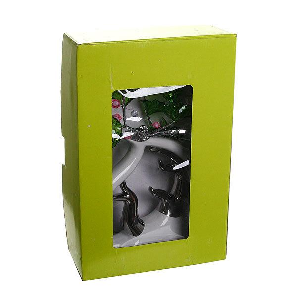 Композиция с цветами ″Праздничная″ F4110-2 купить оптом и в розницу
