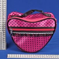 Косметичка-сумочка ″Сердце″ 22*18 купить оптом и в розницу