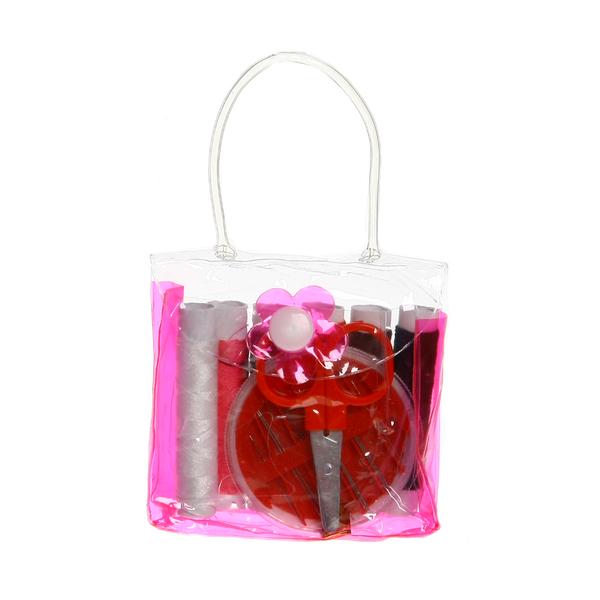 Швейный набор в сумочке 200-2 купить оптом и в розницу