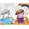 Набор ДТ Роспись по холсту Веселый дождик 30519 /Peppa Pig/ купить оптом и в розницу