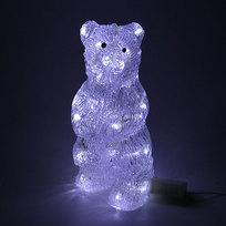 Фигура светодиодная 29 см ″Мишка маленький″ купить оптом и в розницу