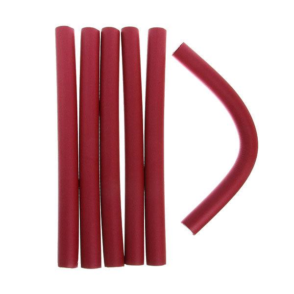 Бигуди-бумеранги 6шт, цвет микс, d=20мм l=24см купить оптом и в розницу