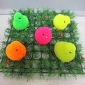 Мяч светящийся 8см Цыпленок 141-863F купить оптом и в розницу