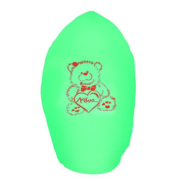 Летящее желание ″Мишка с сердцем″ 88*80*35 см купить оптом и в розницу