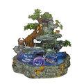 Фонтан из полистоуна ″Водопад″ 100*80*80см В028 купить оптом и в розницу