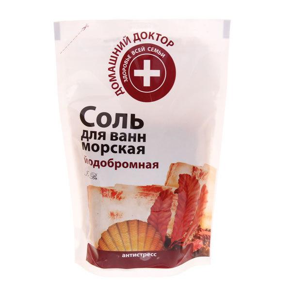 Соль для ванн саше Йодобромная Эльфа ДД 500 гр купить оптом и в розницу