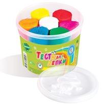 Набор ДТ Тесто для лепки 7цв Т1201 купить оптом и в розницу