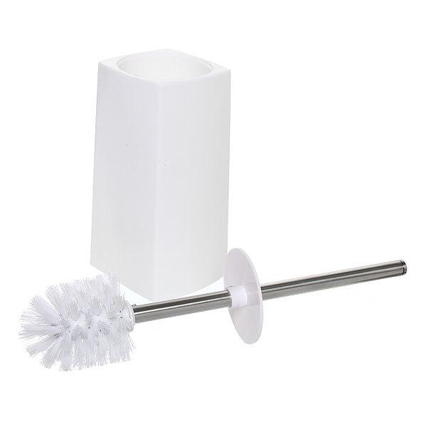 Ерш для туалета 38см белый SM1306W купить оптом и в розницу