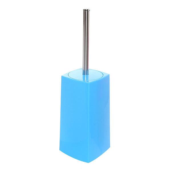 Ерш для туалета 38см синий SM1306B купить оптом и в розницу