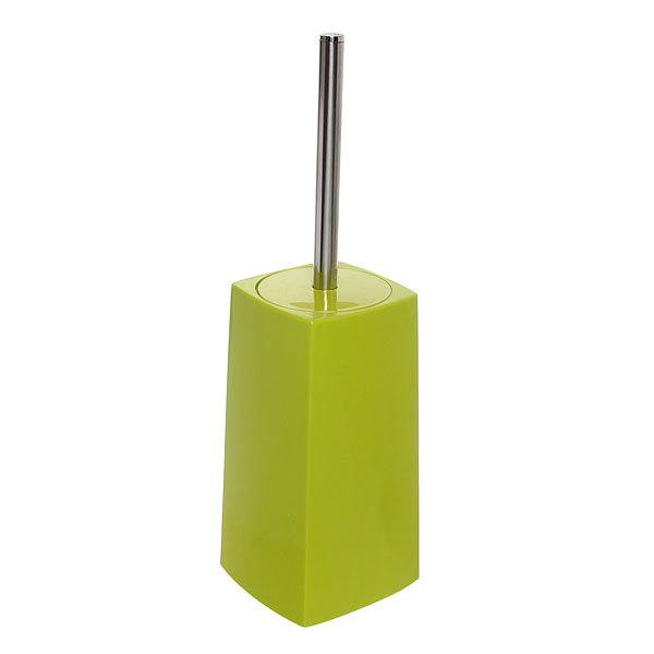 Ерш для туалета 38см зеленый SM1306G купить оптом и в розницу