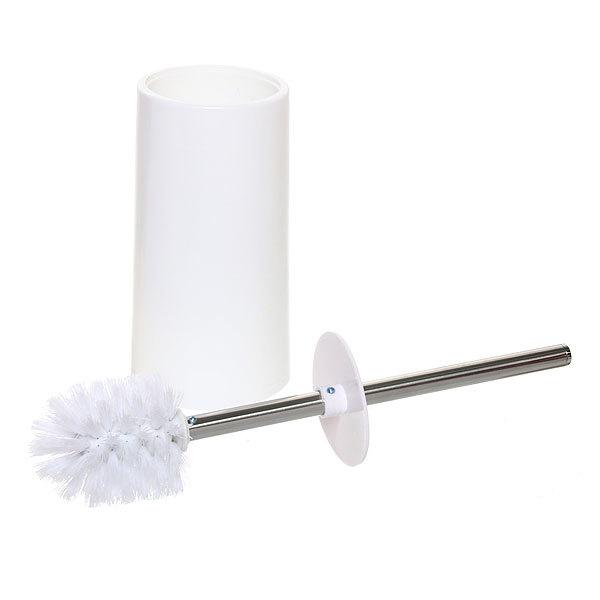 Ерш для туалета 38см белый SM1308W купить оптом и в розницу